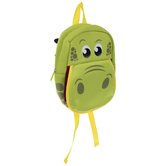 Green Dinosaur Backpack