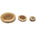 Wood Bark Discs