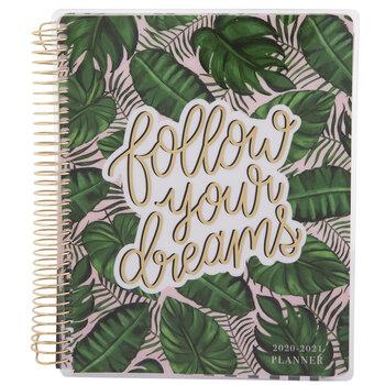2020 - 2021 Follow Your Dreams Planner - 18 Months