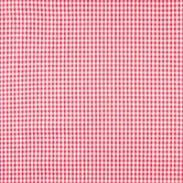 Hot Pink & White Gingham Fabric