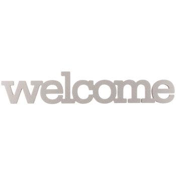 Welcome Chipboard Shape