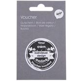 NIO Design Your Own Stamp Voucher