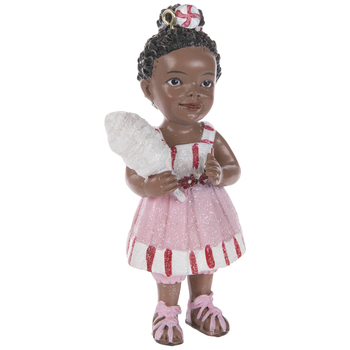 Cotton Candy Girl Ornament