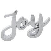 Joy Metallic Decor