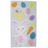 Bunny & Easter Egg Gel Clings