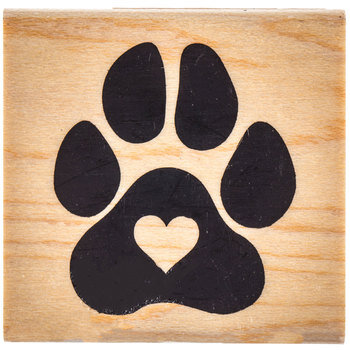Heart Paw Stamp