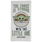 Star Wars Baby Yoda Kitchen Towel