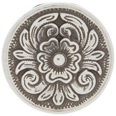 Round Floral Concho