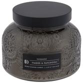 Timber & Patchouli Jar Candle