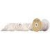 Cream Cotton Lace Ribbon - 3