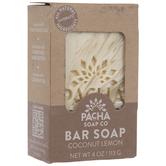 Pacha Coconut Lemon Soap Bar