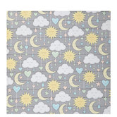 Clouds & Moon Gift Wrap
