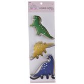 Dinosaurs Metal Cookie Cutters