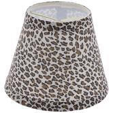 Cheetah Print Mini Lamp Shade