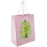 Just For You Palm Leaf Gift Bag