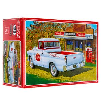 1955 Chevrolet Cameo Pickup Coca-Cola Model Kit