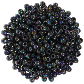 Plastic Pony Beads