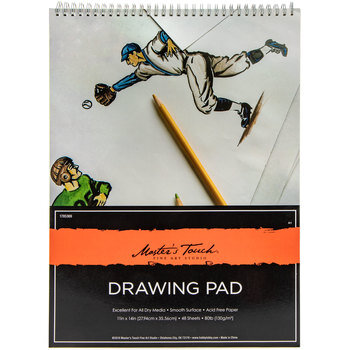 Master's Touch Drawing Paper Pad