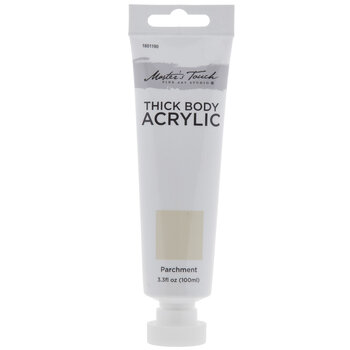 Master's Touch Thick Body Acrylic Paint