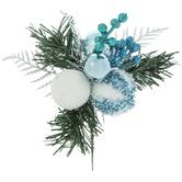Ball & Pine Branch Pick