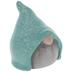 Blue Hat Gnome Head