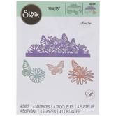 Sizzix Thinlits Butterfly Edge Dies