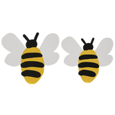 Bee Cutouts
