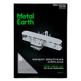 Wright Brothers Airplane Metal Earth Kit