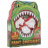 Dinosaurs Plaster Craft Kit