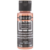 Americana Multi-Surface Metallic Acrylic Paint