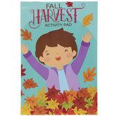 Fall Harvest Activity Pad