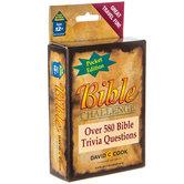 Pocket Bible Trivia Challenge