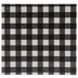Black & White Buffalo Check Scrapbook Album - 12