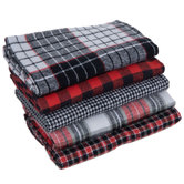 Patterned Flannel Fat Quarters