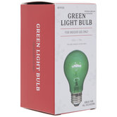 Green E26 Light Bulb