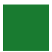 """Bright Green Smooth Cardstock Paper - 12"""" x 12"""""""