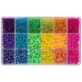 Plastic Bead Box