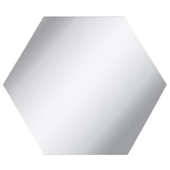 Hexagon Mirrors Adhesive Wall Art