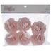 Pink Rose Blooms - 2 3/4