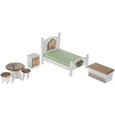 Miniature Child's Bedroom Furniture