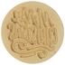 Merry Christmas Wax Seal Stamp