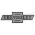 Chevrolet Metal Knob