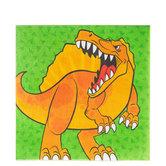 Dinosaur Napkins - Large