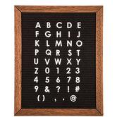 "Black Letter Board - 11"" x 13 3/4"""