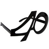 Number 40 Glasses