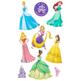Disney Princess Essentials 3D Stickers