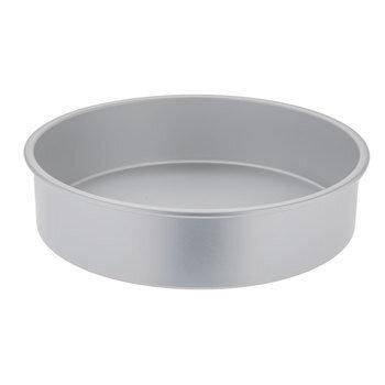 Round Aluminum Pan