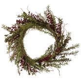 Pine & Berry Wreath