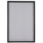 White & Black Rectangle Wood Wall Decor