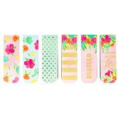 Floral Inspirational Magnetic Bookmarks